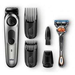 Tondeuse à barbe Braun BT5065 / Silver