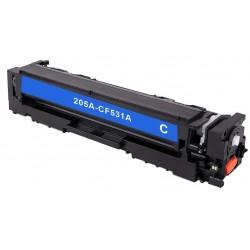 Toner Adaptable Compatible HP LaserJet 205A / Cyan