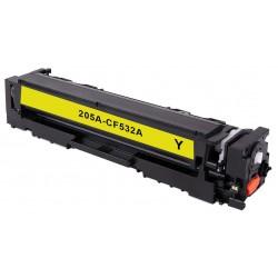 Toner Adaptable Compatible HP LaserJet 205A / Jaune