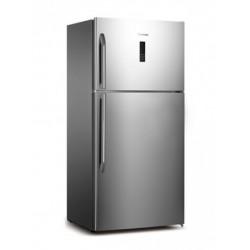 Réfrigérateur Hisense No Frost 480L / Inox