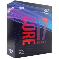 Processeur Intel Core Coffee Lake i7-9700KF 9é Gén