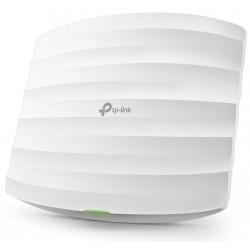 Point d'accès TP-LINK Wi-Fi AC Dual Band 1200 Mbps PoE Gigabit - Plafonnier