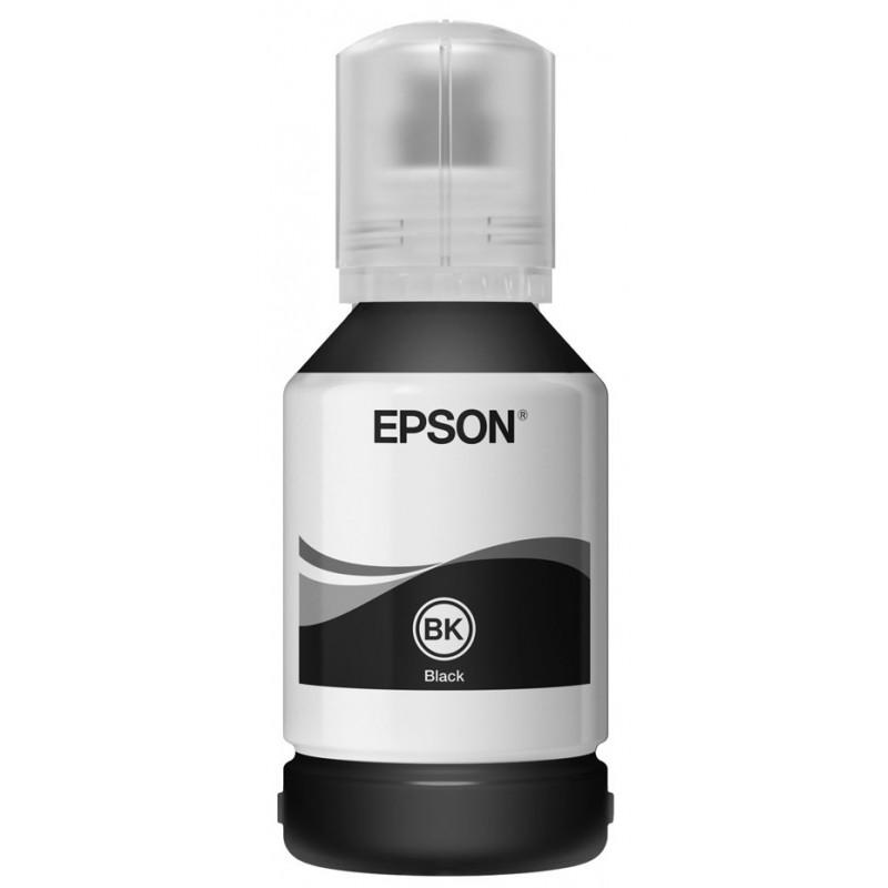 Bouteille d'encre Originale Epson EcoTank 101 / Noir