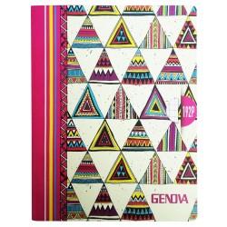 Cahier Brochure YAMAMA 17x22 Séyès 57G 192p