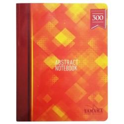 Cahier Brochure YAMAMA 17x22 Séyès 60G 300p
