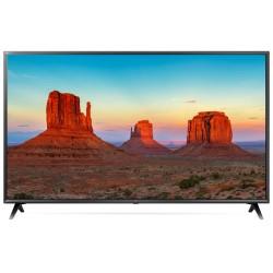 """Téléviseur LG 55"""" UHD 4K  SMART TV / Wifi avec Récepteur intégré + SIM Orange Offerte (60 Go)"""
