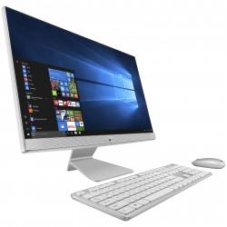 PC de bureau All-in-One Asus Vivo AiO V241FFK / i5 8é Gén / Blanc
