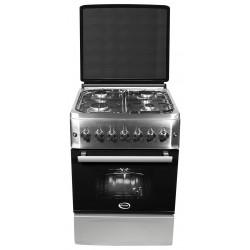 Cuisinière à gaz Orient 60cm / Inox