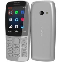 Téléphone Portable Nokia 210 / Double SIM / Gris