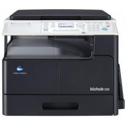 Photocopieur Konica Minolta Bizhub 226 / A3 + Cover (OC-512)