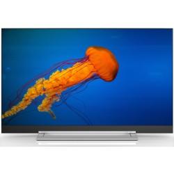 "Téléviseur Toshiba U9850 55"" Ultra HD 4K / Smart TV  / Android / Wifi + SIM Orange Offerte (60 Go)"