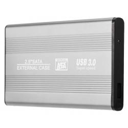 """Boitier Externe 2.5"""" HDD USB 3.0 / Gris"""