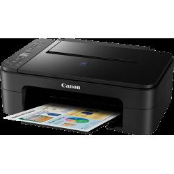 Imprimante Multifonction Jet D'encre Couleur 3en1 Canon PIXMA E3140 / Wifi