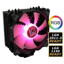 Refroidisseur pour Processeur LC Power Cosmo Cool RGB