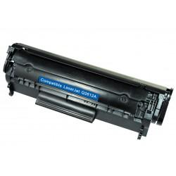 Toner Adaptable FX9 12A Compatible HP / Canon