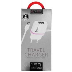Chargeur secteur LT Power HXUD-2 USB vers USB Type C 1.5A