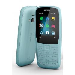 Téléphone Portable Nokia 220 4G / Double SIM / Bleu