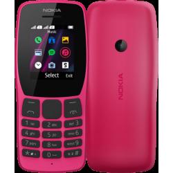 Téléphone Portable Nokia 110 / Rose