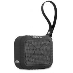 Haut Parleur de poche Bluetooth Etanche Mikado HANDY / 5W / Noir