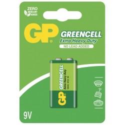 Pile GP Greencell 9V Extra Heavy Duty