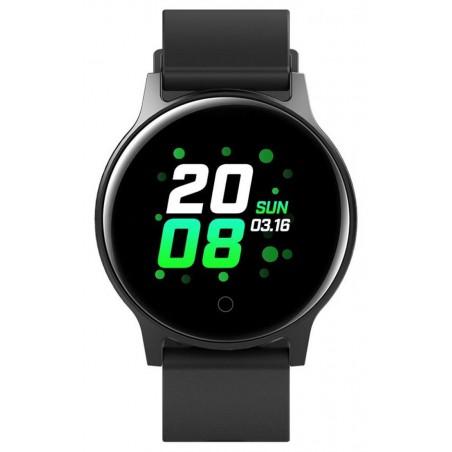 Montre connectée Ksix Fitness Band GPS BXBZGPS01 / Noir