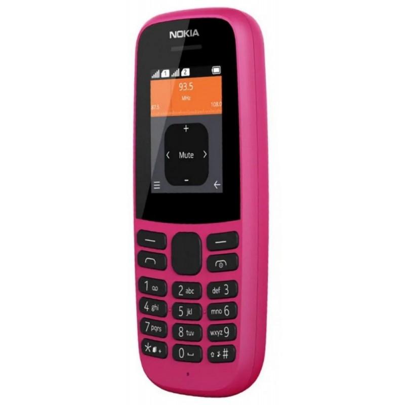 Nokia 105 Rose