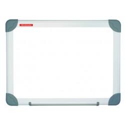 Tableau Blanc magnétique avec cadre en aluminium Future 100 x 80
