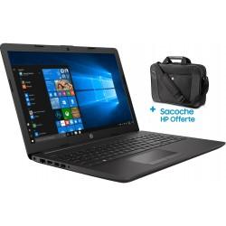 Pc portable HP 250 G7 / i5 8è Gén / 12 Go + Sacoche HP Originale + SIM Orange 30 Go