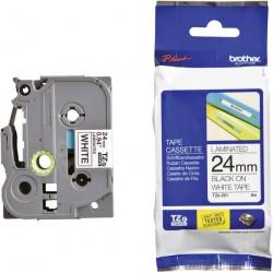 Cassette à Ruban Brother TZe-251 / Noir