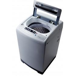 Machine à laver Automatique Top Load MIDEA 10.5 Kg / Silver