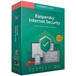 Kaspersky Internet Security 2020 - 1 an / 10 postes