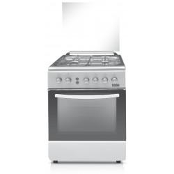 Cuisinière Sotacer TGG7603S 4 Feux 60cm / Silver