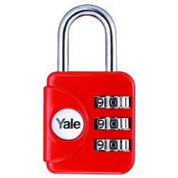 Cadenas à Code Yale YP1/28