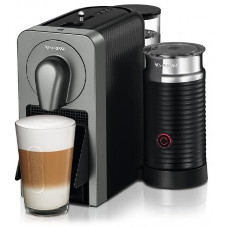 Machine à café Krups Nespresso Prodigio & Milk avec Mousseur Bluetooth