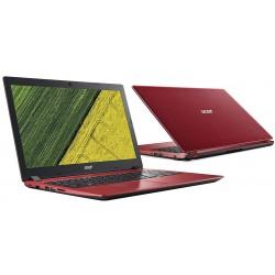 Pc Portable Acer Aspire 3 A315 / i3 7é Gén / 8 Go / Rouge