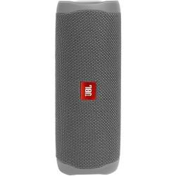 Enceinte portable Bluetooth JBL Flip 5 / Étanche / Gris