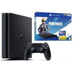 Console Playstation 4 Slim / 500 Go + Voucher Fortnite