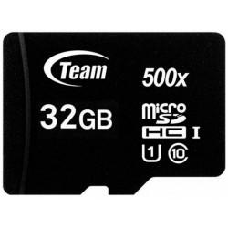 Carte mémoire TeamGroup Micro SDHC 32 Go Class10