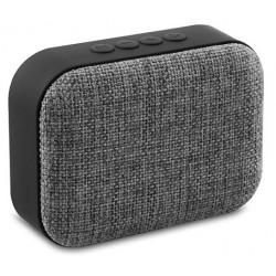 Haut Parleur de poche Bluetooth Mikado BTX3 / 3W / Gris