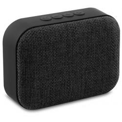 Haut Parleur de poche Bluetooth Mikado BTX3 / 3W / Noir