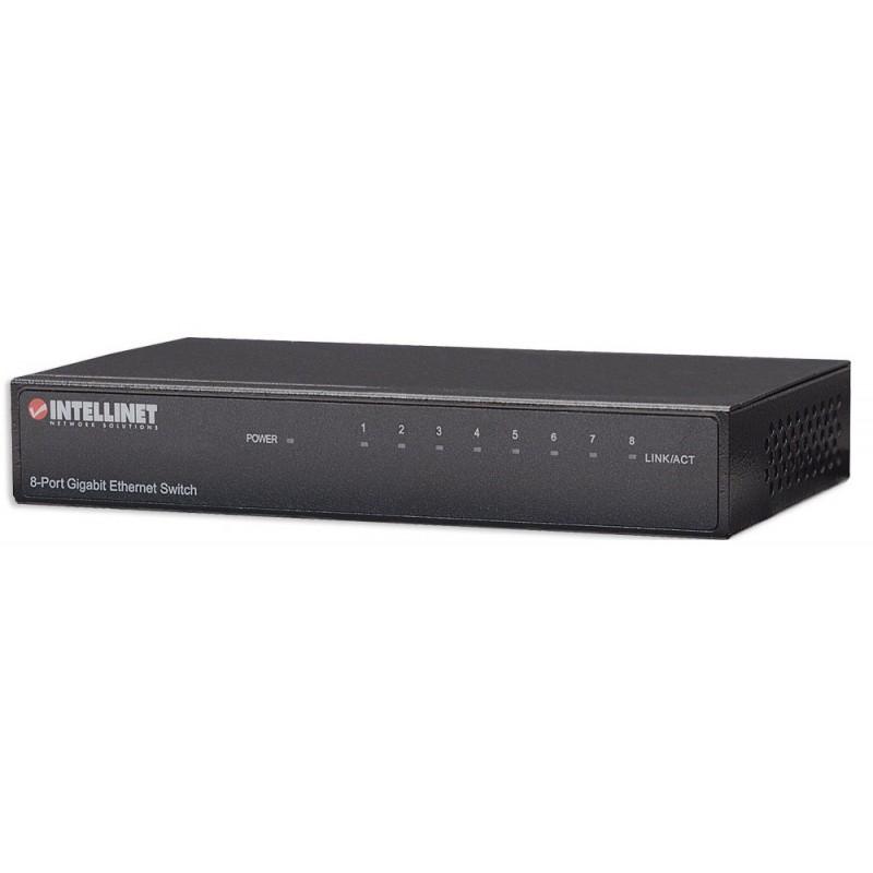 Switch 8 Ports 10/100/1000 Mbits/s