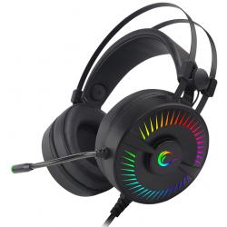 Casque Micro Gaming USB RGB 7.1 Rampage RM-2019G X-TITAN