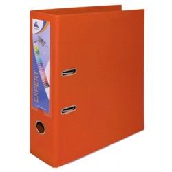 Classeur à levier OfficePlast Expert Dos 80mm / Orange