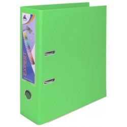 Classeur à levier OfficePlast Expert Dos 80mm / Vert clair