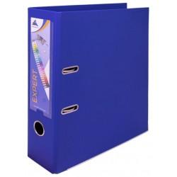 Classeur à levier OfficePlast Expert Dos 80mm / Bleu
