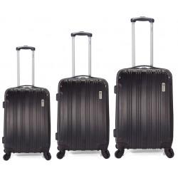 Set de 3 valises à...