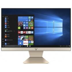 PC de bureau All-in-One Asus Vivo AiO V222GAK / Dual Core / Noir
