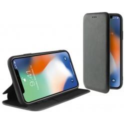 Etui Flip Cover Ksix Folio pour iPhone 11 Pro / Noir