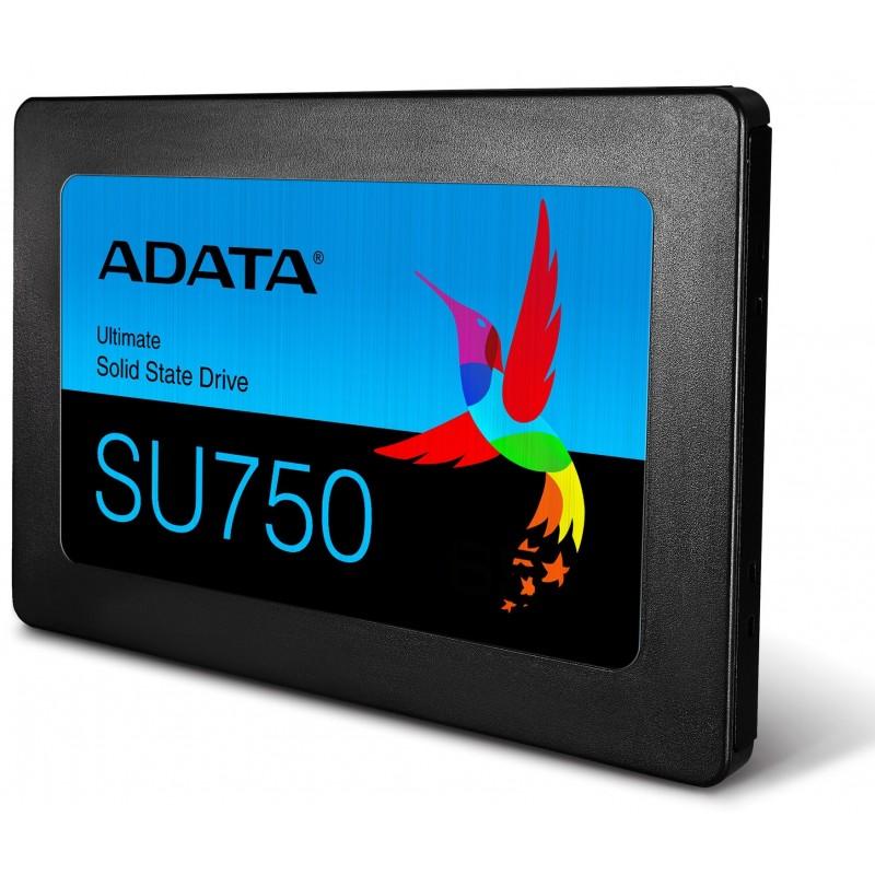 """DISQUE DUR SSD ADATA SU750 512 GO / 2.5"""""""