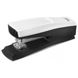 Agrafeuse en plastique Hoobn 5861 / Blanc